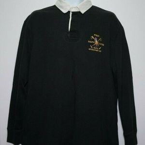 Vintage Polo Ralph Lauren Polo Shirt Mens Size L